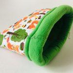 Norka zielone liski